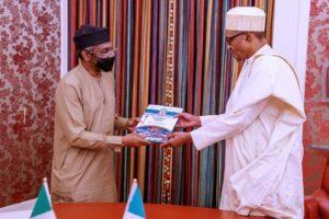 Ethnic agitations: Gbajabiamila meets Buhari, says Nigerians must embrace dialogue