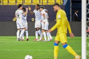 Video: Odion Ighalo scores first goal for new Saudi club