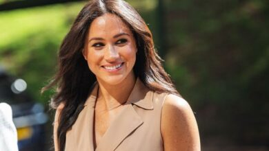 Photo of Meghan Markle Wins UK Copyright Claim Over Letter To Father