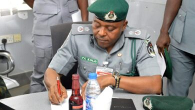 Photo of Ogun Customs seizes 1,839 contraband worth N2.3 billion