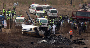 NAF releases names of officers who died in Abuja crash