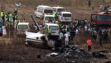 Photo of NAF releases names of officers who died in Abuja crash