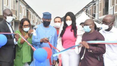 Photo of FG inaugurates first Lagos National Housing Fund (NHF) estate