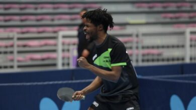 Photo of Nigeria's Omotayo sets African record at WTT Tournament in Qatar