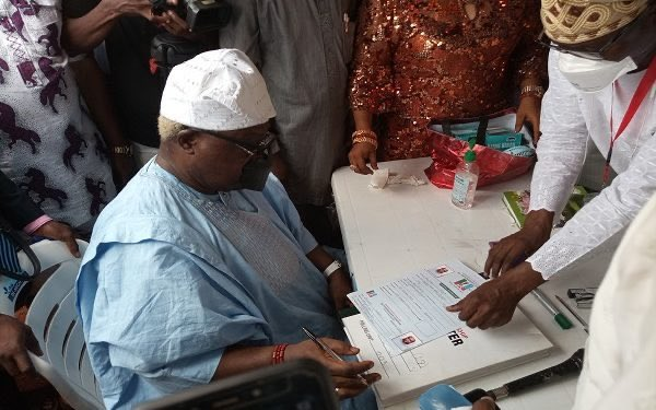 Ex-governorship candidate Omisore dumps SDP, registers as APC member