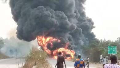 Photo of Many feared dead as tanker explodes in Benue