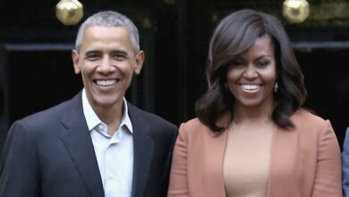Photo of Barrack, Mitchelle Obama announce six projects for Netflix
