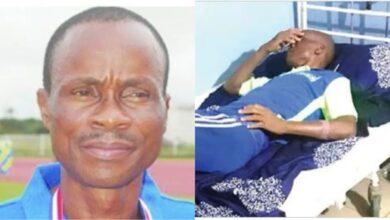 Photo of Ex-Super Eagles defender, Shofoluwe dies of COVID-19