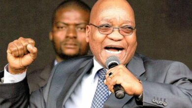 Photo of Ex-South Africa's president Zuma fails to appear in court over corruption inquiry