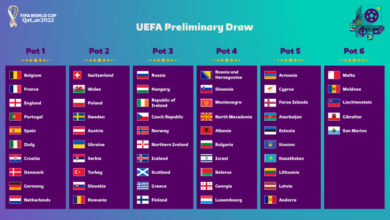 Photo of England beat hosts Albania to stay atop Group I