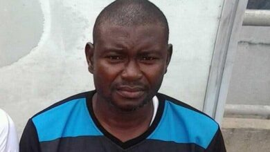 Photo of Lobi Stars FC team manager, Barnabas Imienger is dead