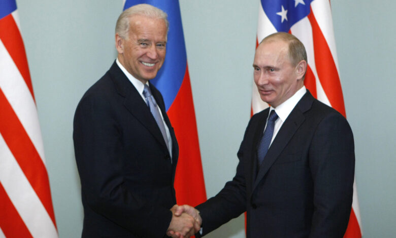 Biden invites Buhari, Putin , Xi Jinping, 37 other world leaders to climate summit