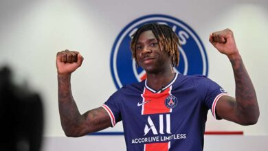 Photo of PSG forward, Kean tests positive for COVID-19