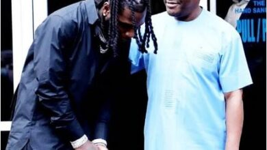 Photo of Grammy win: Wike splashes cash, land gifts on Burna Boy, decorates him with Rivers second highest award