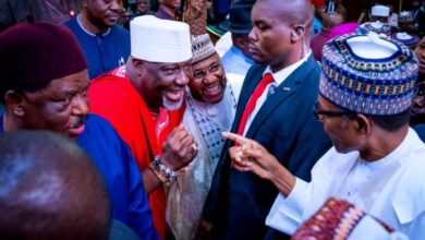 Photo of Melaye spits fire: 'The Buhari agenda is greatest scam out of Africa'