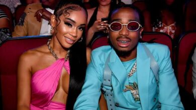 """Photo of """"I've endured too much betrayal"""" – Saweetie confirms split from Quavo"""