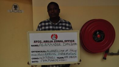 Photo of Three false whistle blowers remanded in prison