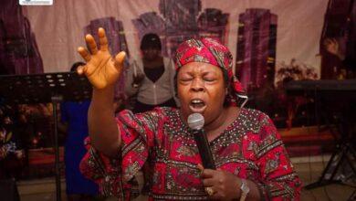 Photo of Founding member of Mount Zion Drama Ministry, Oluwagbemi is dead