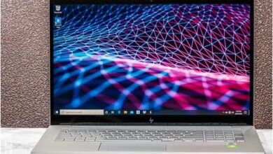 Photo of HP launches new laptops made from recycled aluminium