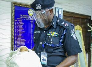 Photo of Lagos CP announces plans to adopt rescued day-old baby