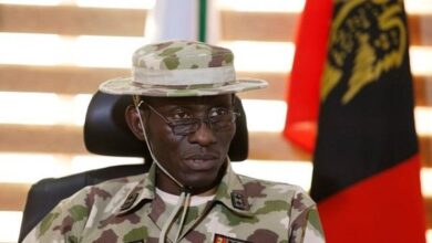 Photo of Insecurity: We'll ensure Nigerians no longer live in fear – CDS Irabor