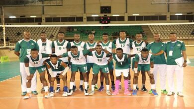 Photo of Nigeria rally from behind to beat Cameroon as African Nations Volleyball Championship begins