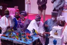 Photo of Photos: Obasanjo Celebrates 84th Birthday