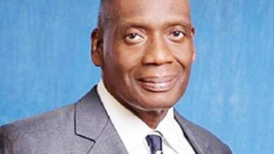 Photo of Former chairman of defunct Diamond Bank, Oluseyi Bickersteth is dead
