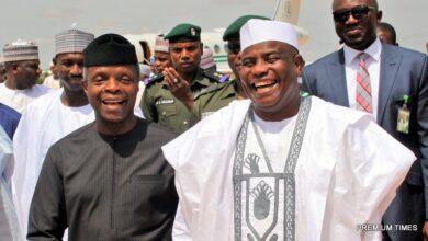 Photo of Osinbajo to attend Sokoto varsity convocation – Tambuwal