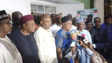 Photo of PDP governors meet on Monday over security, economy