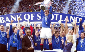 Photo of Liverpool Legend Stephen Gerrard leads Rangers to secure Scottish league title, first time since 2011