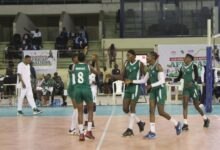 Photo of Cameroon whip Nigeria's under-18 girls volleyball team again