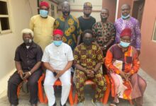 Photo of Lagos Igbo leaders meet ex-LG chair, Com. Ayodele Adewale drum support for Tinubu's 2023 presidential ambition