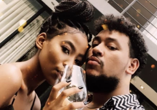 Photo of Popular South African rapper, AKA loses fiancee in hotel accident
