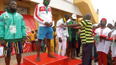 Photo of NSF 2020: Oyeniyi sets new 110 Hurdles record