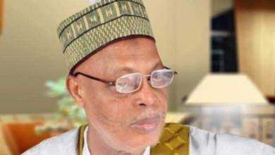 Photo of Ex-Oyo, Ondo Military Administrator, Ahmed Usman is dead