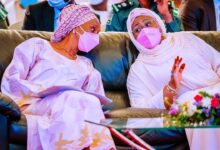 Photo of Dangote, Tinubu, Rabiu, others splash millions on Aisha Buhari's Book [See Who Donates What]