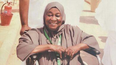 Photo of Late Ahmadu Bello's daughter, Aishatu dies at 75, Buhari mourns