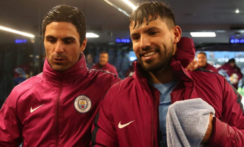 Arteta rules out Aguero for Arsenal