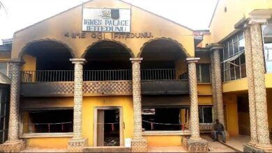 Photo of Police probes attack on traditional ruler's palace in Anambra