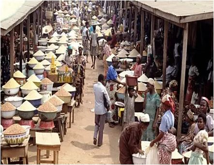 Bodija traders protest seizure of rice worth millions of naira
