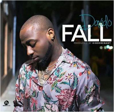 "Davido's ""FALL"" music video hits 200 million views on Youtube"