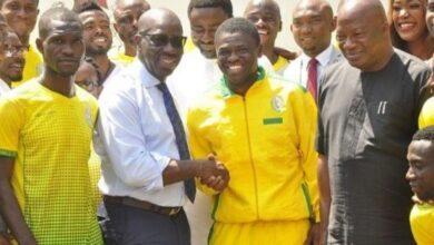 Photo of Edo Deputy Governor, Philip Shaibu denies rift with Governor Obaseki