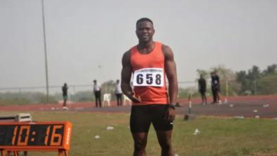 Photo of Edo Sprinter, Adegoke, Emerges Fastest Man of 20th National Sports Festival