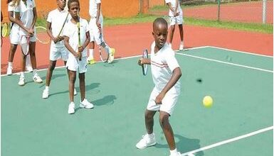Photo of Ikoyi Club hosts Children Tennis Clinic