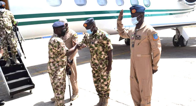 Disregard unverified news on missing jet - NAF