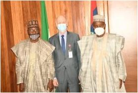 Nigeria, Brazil move to establish bilateral defence cooperation