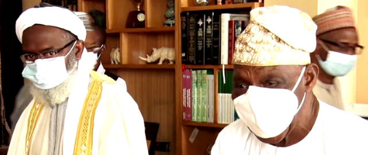Insecurity: Obasanjo hosts Gumi, seek establishment of special courts for bandits cases, others