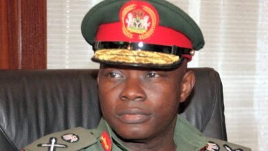 Photo of Insecurity: We did our best to defend Nigeria – Ex CDS, Olonisakin