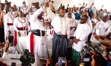 Photo of Itsekiri council announces Olu Of Warri's demise, picks 37-year-old successor